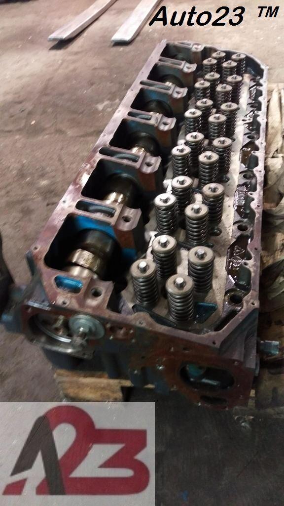 culasse IVECO Cursor10 Głowica EuroTrakker Cursor 10 C10 pour tracteur routier