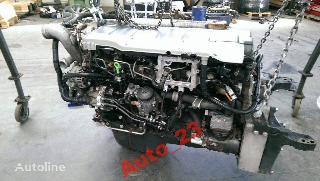 moteur MAN D20 E3 Euro3 (D2066LF) pour camion MAN TGS TGX